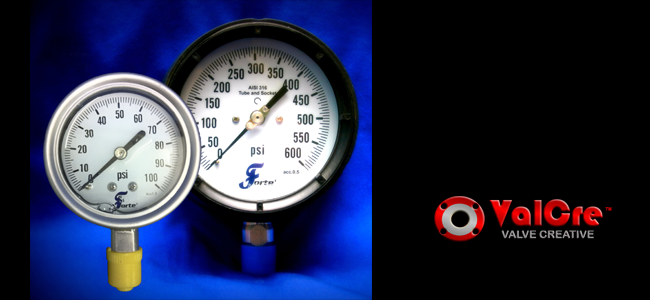 Premium Stainless Steel Process Gauge